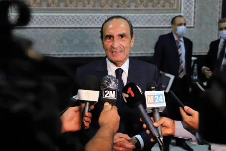Habib El Malki, nouveau président de la Fondation du festival du cinéma africain de Khouribga