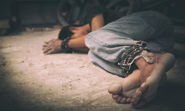 L'opération a permis de sauver 430 victimes du trafic d'êtres humains et d'identifier 4.000 clandestins originaires de 74 pays différents. Ph. Shutterstock