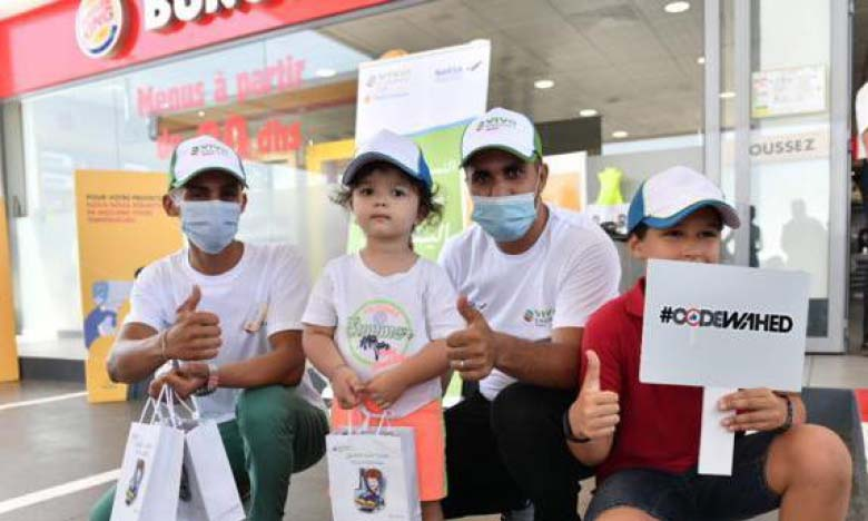Vivo Energy Maroc lance  l'opération estivale «Vigilance Roulez Prudence»