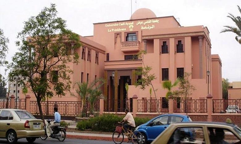L'UCA  de Marrakech  occupe la première position au niveau national et la 2e position au niveau continental. Ph : DR