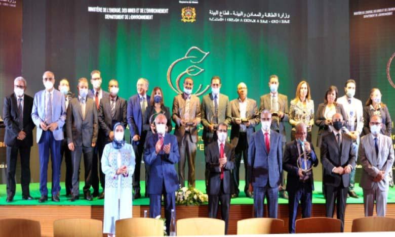Remise à Rabat du 13e prix Hassan II  de l'Environnement