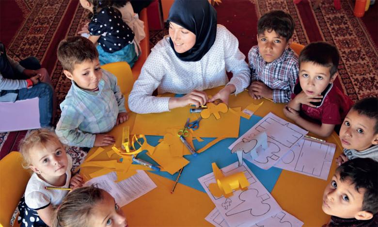 Généralisation du préscolaire :  Le Maroc poursuit sa «success-story»