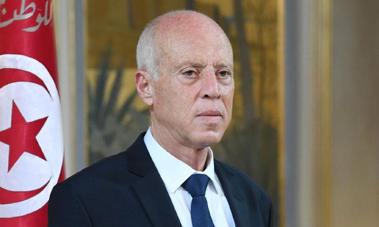 Tunisie : Le président Kaïs Saïed charge Ridha Gharsallaoui du portefeuille de l'Intérieur