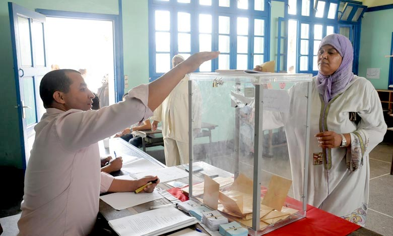 Au total 300 acteurs ont bénéficié de 12 sessions de formation des observateurs électoraux au profit d'associations de la société civile, et du CNDH.