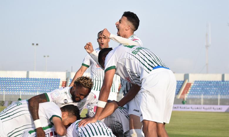 La victoire contre l'AS FAR permet au club d'El Jadida de remonter à la 13e place avec 29 points.