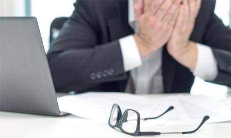 Une personne sous le signe de «trop de réussite» devient frustrée puisqu'elle elle a tendance à minimiser ses petites victoires et celles des autres. Ph. Shutterstock