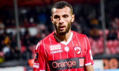 Le FUS Rabat annonce le transfert de Reda Jaadi au WAC