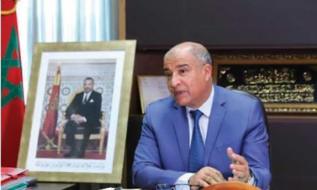 «Sous la conduite éclairée de S.M. le Roi, le Maroc a adopté une stratégie nationale basée sur une approche sécuritaire globale et multidimensionnelle»