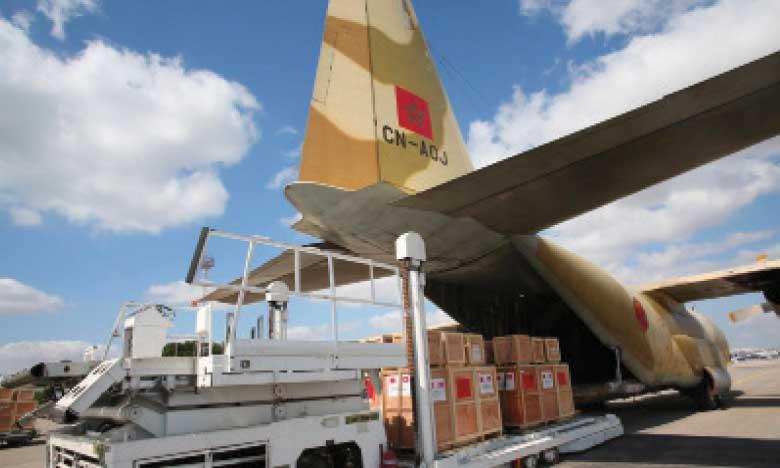 La Diplomatie Royale au service de l'action humanitaire