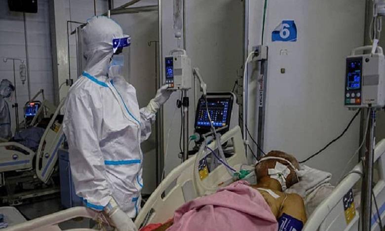 Covid-19 : Plus de 12.000 cas de contamination en 24H, 72 décès