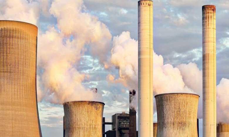 Si les émissions de gaz à effet de serre ne sont pas drastiquement réduites, les +2 °C, seuil de réchauffement ambitieux de l'Accord de Paris, seront dépassés au cours du siècle. Ph. DR