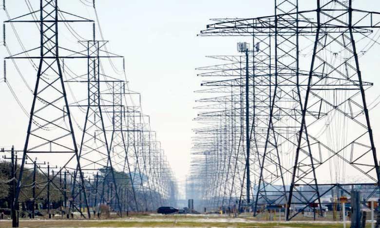 Des températures élevées peuvent perturber l'approvisionnement en électricité en réduisant l'efficacité et la capacité des centrales thermiques. Ph. DR