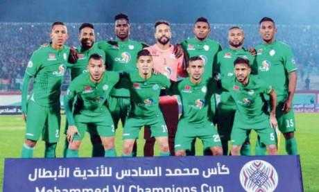 Le Raja joue son deuxième titre de la saison et  un chèque de 6 millions de dollars face à Al Ittihad