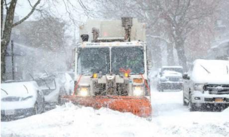 La tempête hivernale Uri, qui a touché les États-Unis en février avec la vague de froid allant jusqu'au Texas, entraîne à elle seule 15 milliards de dollars de pertes assurées.Ph. DR