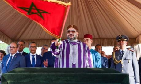 13 février 2020 : S.M. le Roi Mohammed VI préside la cérémonie de lancement de «Génération Green 2020-2030» et de «Forêts du Maroc».