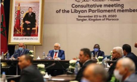 Le Maroc joue pleinement son rôle pour une sortie  de crise en Libye
