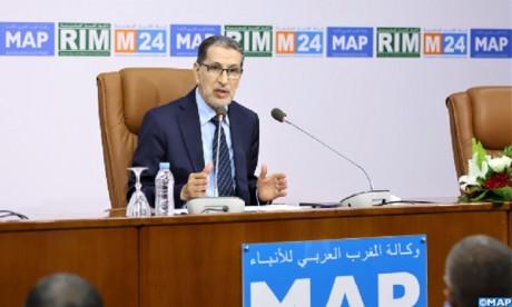 Invité du Forum de la MAP : El Othmani défend les actions du gouvernement