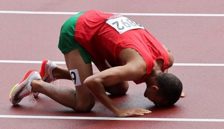 JO-2020: Sadiqui qualifié pour les demi-finales du 1500m, Sai et El Bakkali éliminés