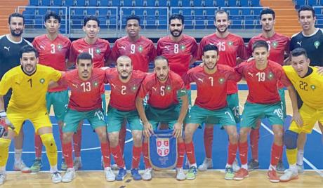 L'équipe nationale rassurante lors de la double confrontation amicale contre la Serbie