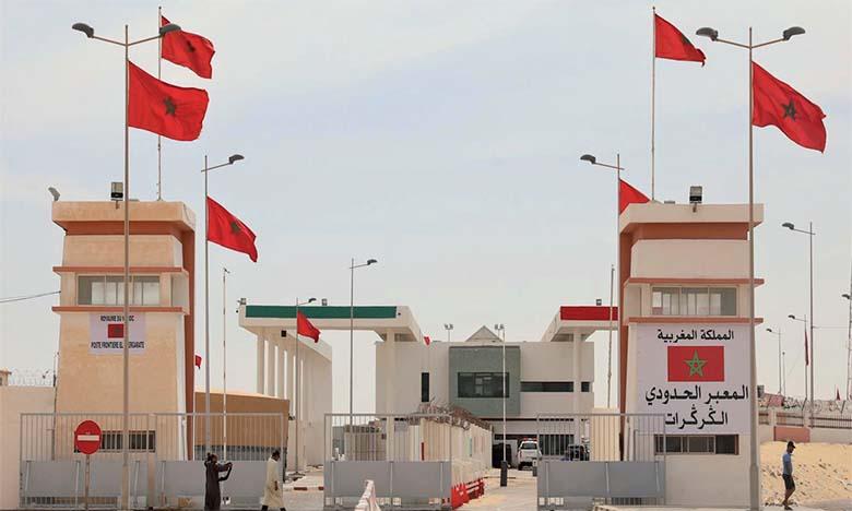 Dakhla-Oued Eddahab se positionne en hub logistique grâce aux futures zones de commerce à El Guergarate et Bir Gandouz