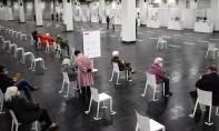 Le pays finalise un nouveau plan qui prévoit de proposer, l'administration d'une dose de rappel de vaccin contre le Covid-19 aux personnes âgées et vulnérables. Ph :  AFP