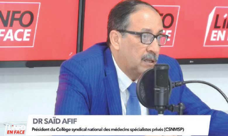 Le professeur Saïd Afif reproche à certains médecins du secteur privé de déconseiller aux femmes enceintes de se faire vacciner