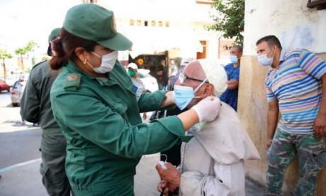 Gestion de la crise sanitaire : L'approche marocaine  érigée en exemple