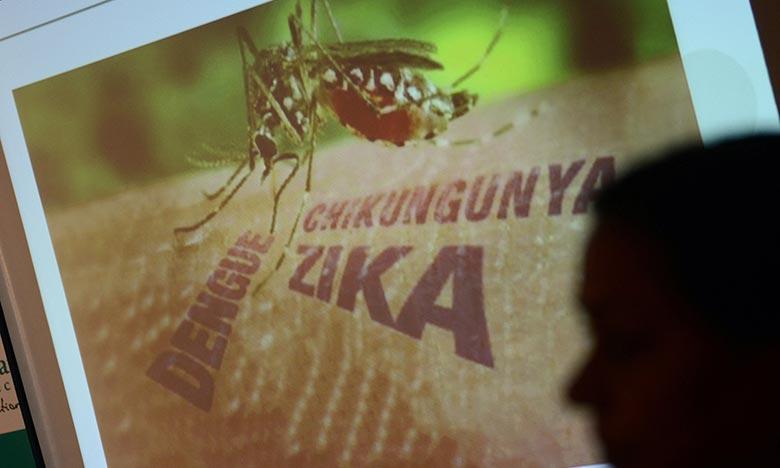 L'équipe, envoyée pour vérifier la mise en œuvre du plan d'action pour la gestion du Zika et recommandera les interventions de santé publique nécessaires. Ph : AFP