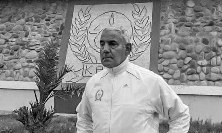 Le défunt Ahmed Belkorchi, l'un des meilleurs joueurs ayant porté les couleurs des maillots du KACM et de la sélection nationale dans les années 1970. Ph : DR