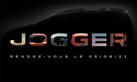 Dacia Jogger sera révélée le 3 septembre lors d'un événement 100% digital, puis subira son premier bain de foule le 6 septembre à l'IAA Mobility de Munich.