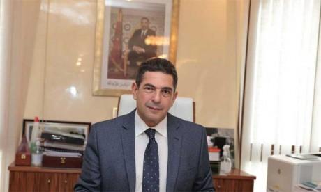 M. Saaïd Amzazi. Ph. MAP