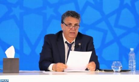 Abdellatif Ouahbi, SG du PAM. Ph: Map