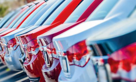 Le marché automobile  accélère de 14,5% à fin juillet