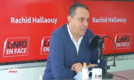 Oualid Amri, vice-président de la Fédération nationale des syndicats des pharmaciens (FNSP).