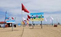 La plage de Bouznika arbore le Pavillon bleu pour la 15e année consécutive