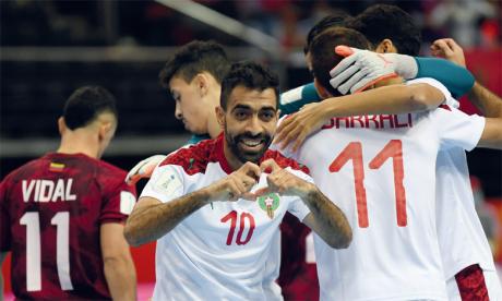 Lituanie 2021 : Le Maroc et le Brésil s'affrontent pour une place en demi-finale
