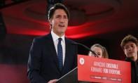 """Canada : réélu, Trudeau promet un """"avenir meilleur"""" après la pandémie"""