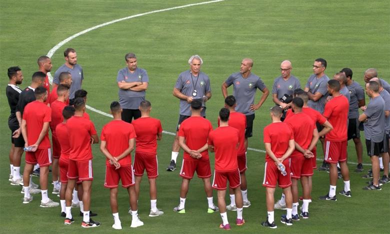 Éliminatoires Mondial 2022 : Le Maroc jouera  ses trois prochains matchs à domicile