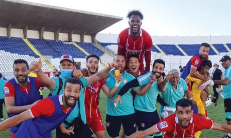 Botola Pro Inwi D2, 3e journée : Le TAS freine  le Stade marocain, le Club Jeunesse Benguérir  enfonce la Renaissance de Zemamra