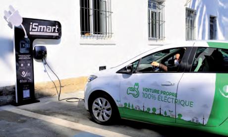 Mobilité électrique et durable : La CGEM tient une première session d'échange sur les infrastructures de recharge