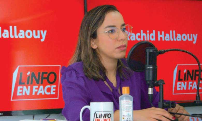 Najwa Koukous : «Le PAM a toutes les chances d'occuper la première place lors des élections législatives de 2021»