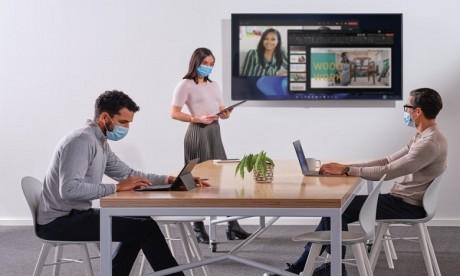 Travail hybride :  Microsoft et LinkedIn dévoilent les dernières tendances