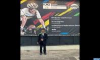 Mohammed Belmahi élu membre du bureau exécutif de l'Union cycliste internationale représentant l'Afrique