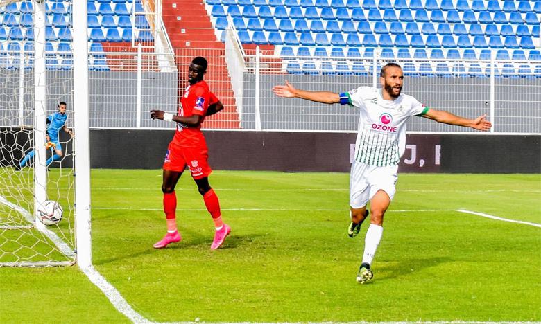 le Difaâ Hassani d'El Jadida a réussi sa deuxième victoire consécutive, face au Hassania d'Agadir sur le score de 2 à 1.