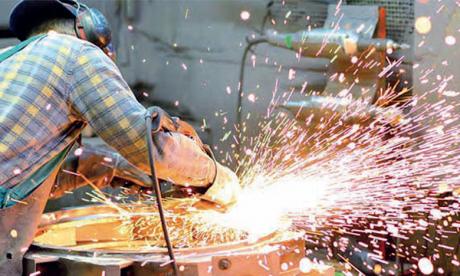 L'industrie manufacturière reste le premier pourvoyeur d'emplois avec une part de 16,1%, en recul de 0,4 point sur un an et de 1,1 point par rapport à 2017.