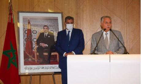 Aziz Akhanouch : Les contours du nouveau gouvernement seront  tracés la semaine prochaine