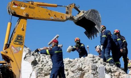 Grèce : un séisme de magnitude 5,8 secoue la Crète