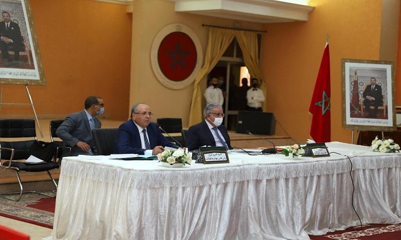 Omar Moro du RNI, élu président du Conseil de la région Tanger-Tétouan-Al Hoceima