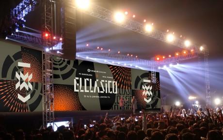 LaLiga dévoile la nouvelle identité de marque d'ElClasico