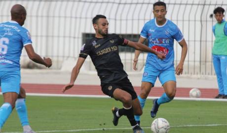 Fraîchement relégué, le Moghreb  de Tétouan entame sa saison à domicile face au Stade marocain